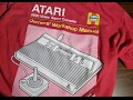 Atari Owners' Workshop Manual T-shirt review by Classic Game Room