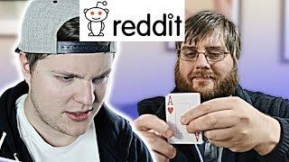 KRANKESTE Zaubertricks auf REDDIT - Zauberer reagiert auf Online Magie
