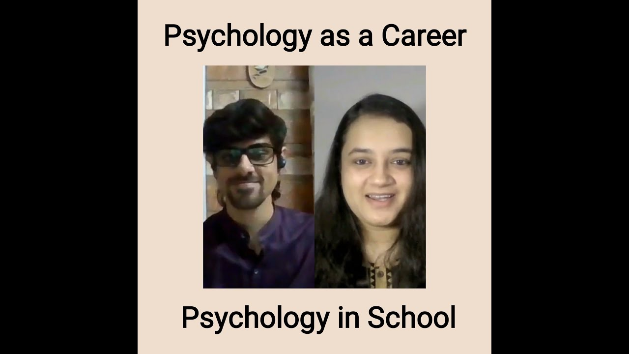 Psychology as a Career | Ft. Anuja Sathe (Counselling Psychologist)