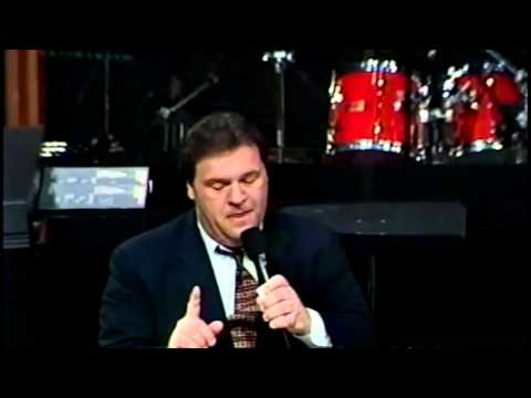 """Jesus Is Still In The Jordan"" Terry Black BOTT 1997"