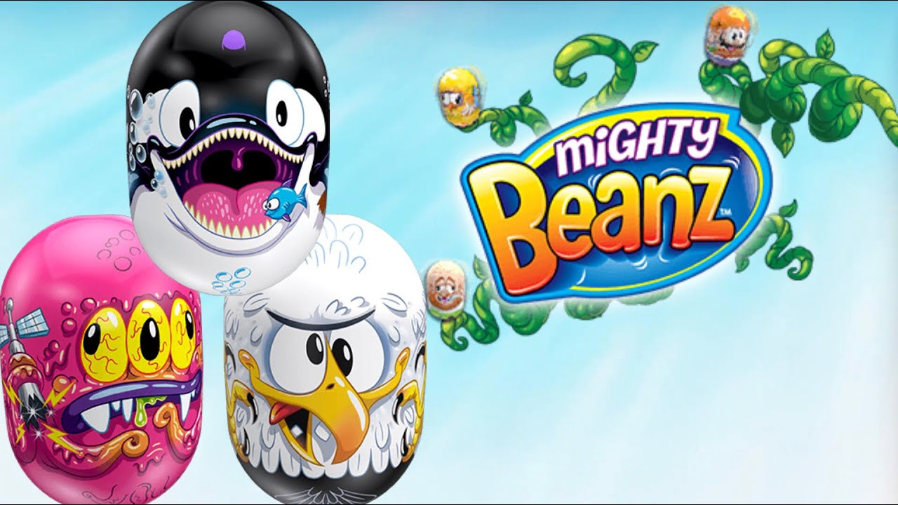 New Mighty Beanz Slam Pack 8 Pack Great Gift Hot Toy 2018