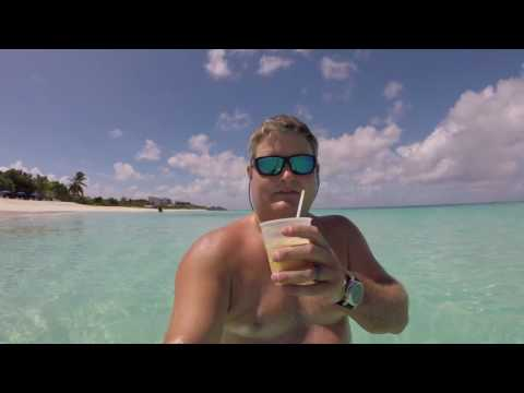 Shoal Bay, Anguilla with Captain IrixGuy