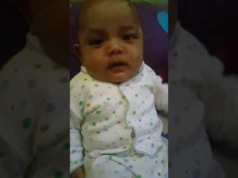 Little Boy Arsya Matteo Alfarizki 3 Month
