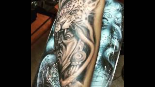 Video Guerrero Jaguar Tattoo download MP3, 3GP, MP4, WEBM, AVI, FLV Juli 2018