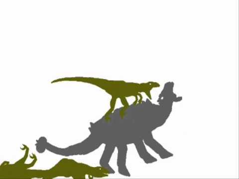 ppfc ankylosaurus vs utahraptor youtube