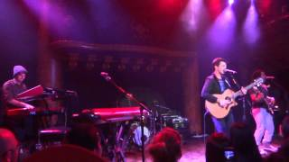 Andy Grammer - The Pocket - Live in San Francisco 1/15/2012