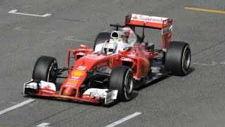 f1 2016 test montmel day 1 pure sound hd