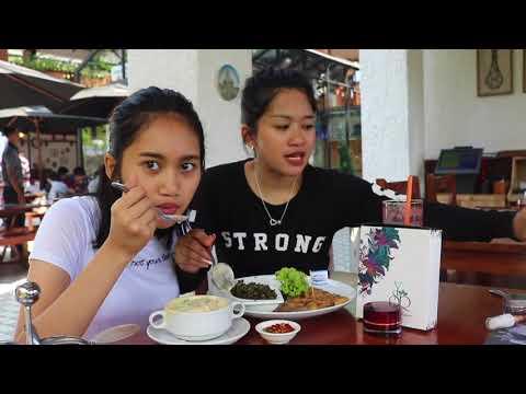 Muka Norak Dhyaz & Rida Menyantap Banyak Menu Di Resto Jerman.... RUSUH!!! Mp3