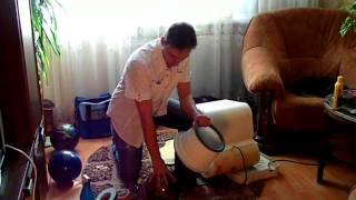 Спинер из стиральной машины  часть 1я