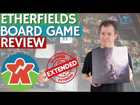 Etherfields Review - The Stuff Of Nightmares - The Broken Meeple
