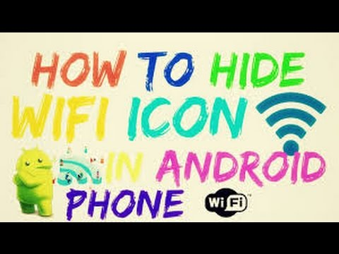 How To Change  WiFi Icon In Android phone  Status apne wifi ke icon ko kiyse change kerte he hindi