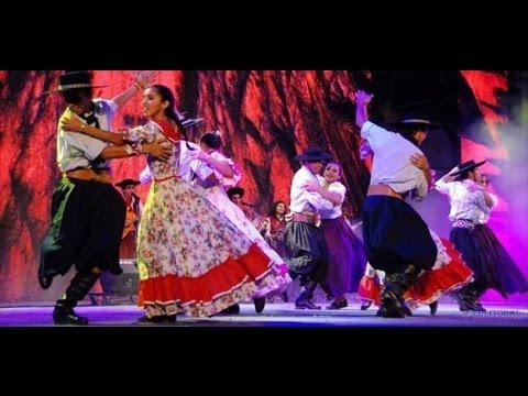 Danza tradicional | Chamame | Rosario Santa Fe Argentina 2014 |