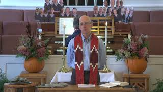 Congregational Church of Boothbay Harbor, Scripture & Sermon for October 25 2020