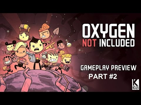 Oxygen Not Included #2: Flood!