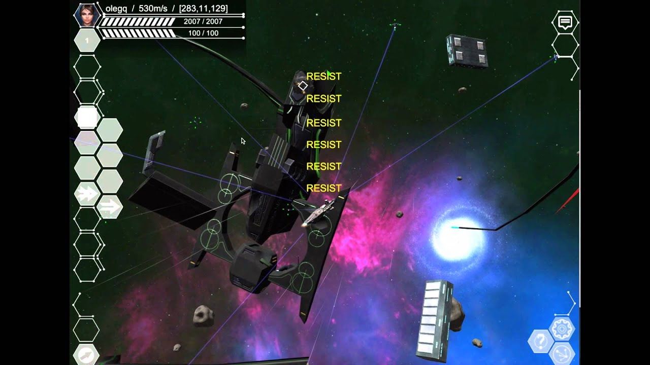 Nebula Online - MMOGames com