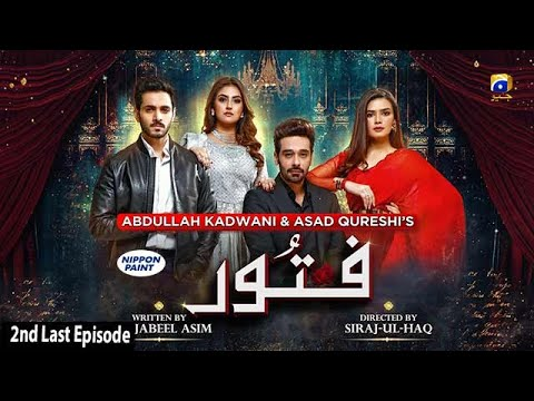 Download Fitoor - 2nd Last Ep 46 [Eng Sub] Digitally Presented by Nippon Paint - 16th Sep 2021 - HAR PAL GEO