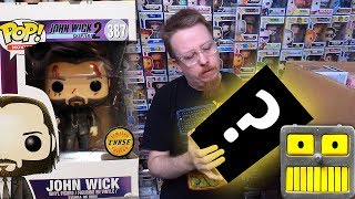 Funko Pop (Epic 10 Package Haul) Crazy Error Chase & 2 Mystery Boxes With Funko Pops