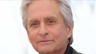 Michael Douglas Opens Up About Sharing A Home With His Ex-Wife