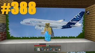 Green Screen In Minecraft + 10 Year Old Thoughts - MC Let's Play #388