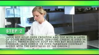 Canadian Soup Du Jour Signature French Onion.soup Recipe