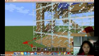 Minecraft:biulding a shower Part 1 Thumbnail