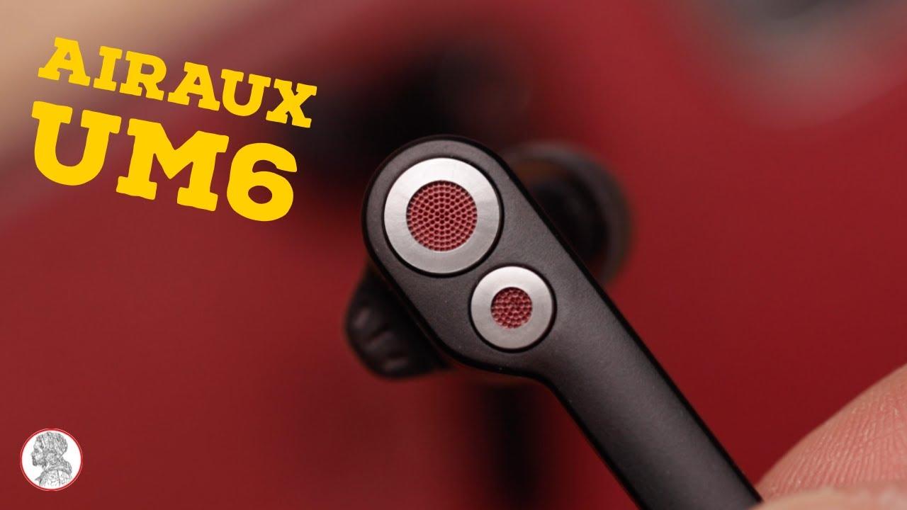 AirAux AA UM6 - AirPods 2'ye En Yakın Ses