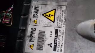 Repair ecu triton dtc P1272