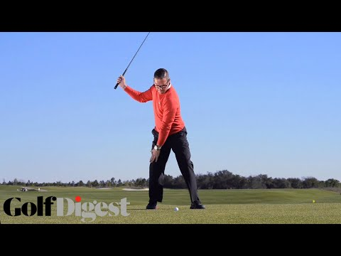 Sean Foley on How to Shift Your Weight to Increase Swing Speed | Golf Lessons | Golf Digest