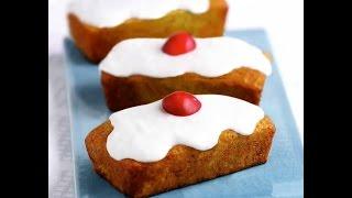 Изысканная выпечка-Кокосовые пирожные с вишнями