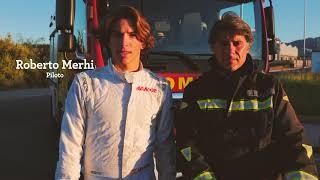 Semana Prevención Incendios: Roberto Merhi