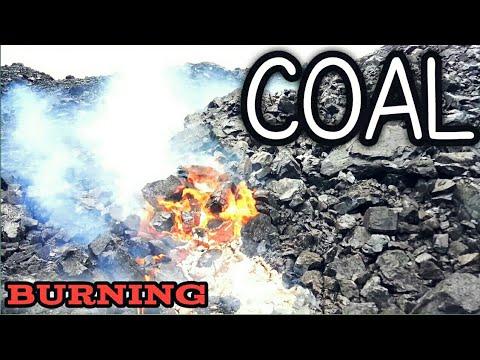 Coal Mining Indonesia || Coal Burning.