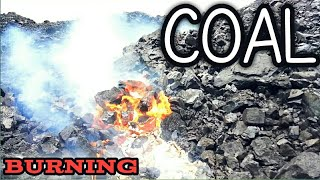 Coal mining indonesia    coal burning. screenshot 3