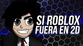 Video de SI ROBLOX FUERA 2D ( SUPER MARIO )