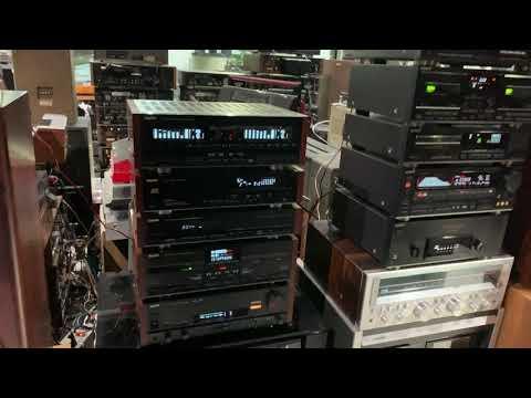 Vintagemoscow   муз система Sony Lbt 950 - Sanyo N7. часть 2