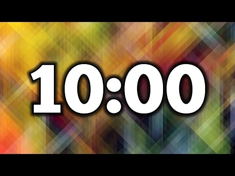 10 Minute Timer