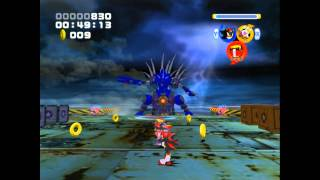 Sonic Heroes (GC): Metal Madness - Speed Run (1:15:18)
