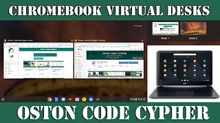 Get more done with virtual desks - Chromebook