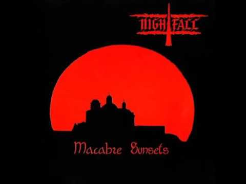 Nightfall - Macabre Sunsets [Full Album] 1993