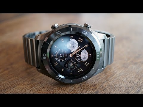 Huawei Watch 2 Classic Review! | Pocketnow