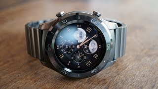 Huawei Watch 2 Classic Review! | Pocketnow