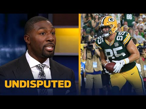 Greg Jennings talks Packers after their 51-34 preseason win over the Steelers | NFL | UNDISPUTED