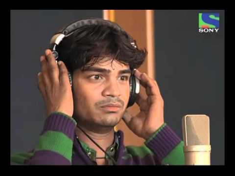 X Factor India - Vishal Srivastava's honest studio performance- X Factor india - Episode 6 -  3rd June 2011