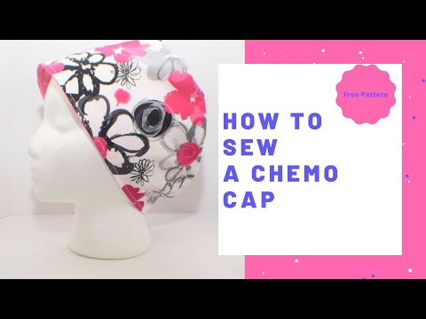 How to Make a Chemo Cap