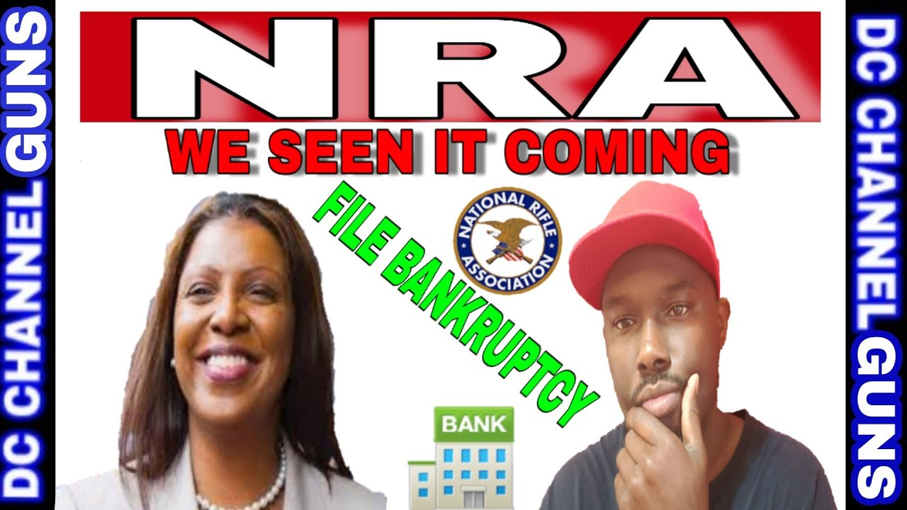 #NRA Declares #Bankruptcy Plans To  #Incorporate In #Texas Flee NY Attorney General #Latitia James