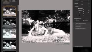 Черно-белое изображение с Silver Efex Pro 2