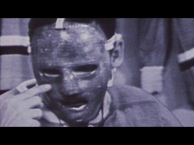Scariest NHL goalie mask: Jacques Plante