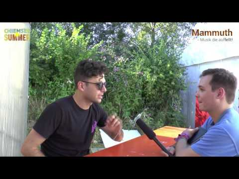 Arkells Interview @ Chiemsee Summer 2016   Mammuth Music