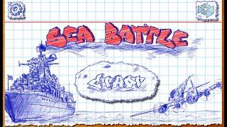 Прохождение Игры. Морской Бой Продвинутый. #8. Онлайн Игра. Подборка. Игры Онлайн.