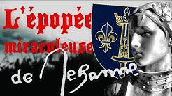 L'épopée miraculeuse de Jeanne d'Arc
