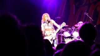 The Darkness - With a Woman , Live in New York 2012